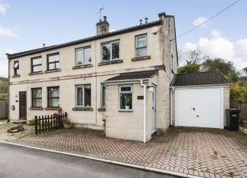 Thumbnail 3 bed semi-detached house for sale in Single Hill, Shoscombe, Bath