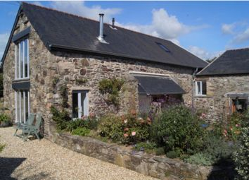 Thumbnail 4 bed barn conversion to rent in Lee Moor, Plymouth