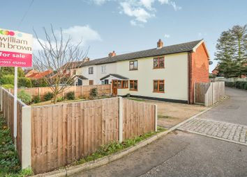 Thumbnail 3 bed cottage for sale in Norwich Road, Attleborough