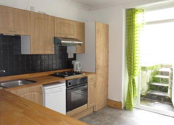 Thumbnail 3 bed flat to rent in Elm Road, Mannamead, Plymouth