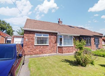 Thumbnail 2 bed bungalow for sale in South Ridge, Gosforth, Newcastle Upon Tyne