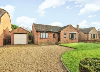 Thumbnail 3 bed detached bungalow for sale in Upwood Road, Bury, Ramsey, Huntingdon