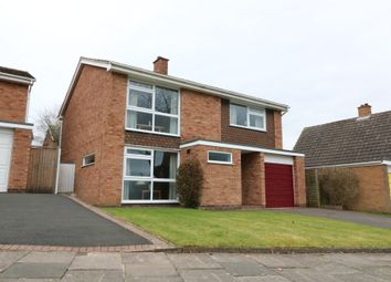 Thumbnail 4 bed detached house for sale in Sir Richards Drive, Harborne, Birmingham
