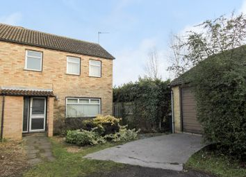 Thumbnail 3 bedroom semi-detached house for sale in Meadow Lane, Over, Cambridge