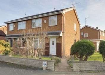 Thumbnail 3 bed semi-detached house for sale in Killisick Road, Arnold, Nottinghamshire