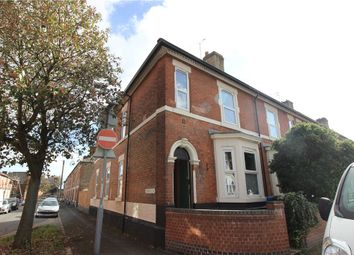 Thumbnail 3 bedroom end terrace house for sale in Reginald Street, Derby