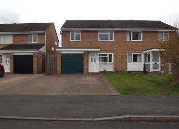 Thumbnail 3 bed semi-detached house for sale in Sheridan Way, Longwell Green, Bristol