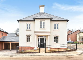 Thumbnail 4 bed detached house for sale in Austin Drive, Winchester, Hampshire