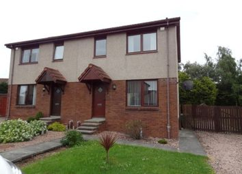 Thumbnail 3 bed semi-detached house to rent in Kinnordy Place, Glenrothes, Fife