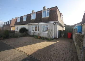 Thumbnail 4 bed semi-detached house for sale in Drake Road, Padstow