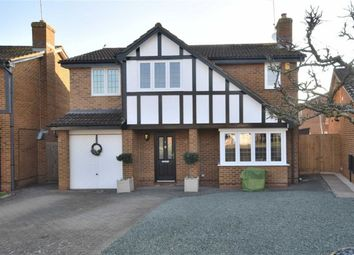 Thumbnail 4 bed detached house for sale in Bilberry Close, Abbeymead, Gloucester