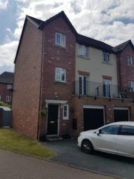 Thumbnail 3 bed town house to rent in Regency Walk, Middlewich