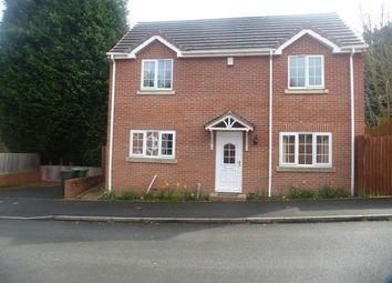 Thumbnail 3 bed detached house to rent in Edwinstowe Close, Brierley Hill