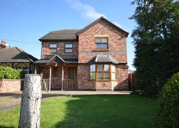 Thumbnail 5 bed detached house to rent in Waterloo Road, Haslington
