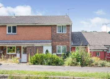 Thumbnail 3 bed terraced house for sale in Meadow Gardens, Buckingham