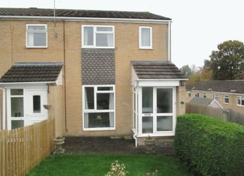 Thumbnail 3 bed terraced house for sale in Abbots Way, Yeovil