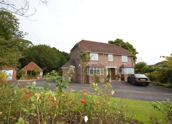 Thumbnail 4 bed detached house for sale in Fairfield Close, Lymington