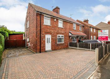 Thumbnail 3 bed semi-detached house for sale in Sheffield Road, Killamarsh, Sheffield