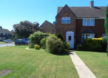 Thumbnail 3 bed semi-detached house for sale in Maple Close, Aylesford