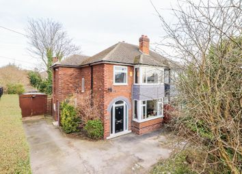 3 bed semi-detached house for sale in Batley Road, Alverthorpe, Wakefield WF2