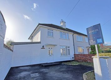 Thumbnail 3 bed semi-detached house for sale in Cator Close, New Addington, Croydon