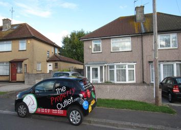 Thumbnail 3 bed property to rent in Dunmail Road, Southmead, Bristol