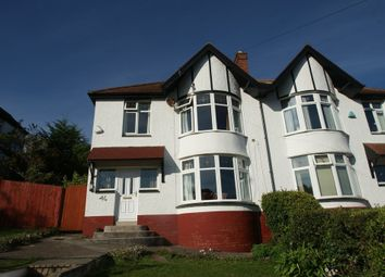 Thumbnail 3 bed semi-detached house for sale in Laura Grove, Paignton