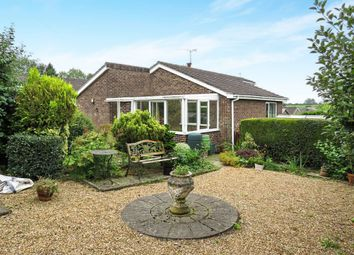 Thumbnail 3 bedroom detached bungalow for sale in Priory Close, Sporle, King's Lynn