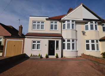 Thumbnail 4 bed semi-detached house for sale in Westbrooke Road, Sidcup