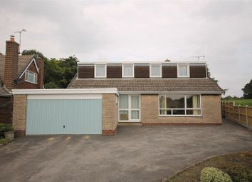 Thumbnail 3 bed detached bungalow for sale in Riber Crescent, Old Tupton, Chesterfield