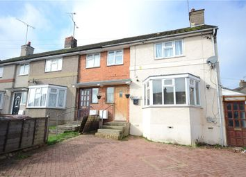 Thumbnail 3 bedroom end terrace house for sale in Romsey Road, Tilehurst, Reading