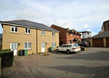 Thumbnail 3 bed semi-detached house to rent in Roundhouse Mews, George Street, Ryde
