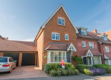 Thumbnail 4 bed semi-detached house for sale in Baxendale Way, Uckfield