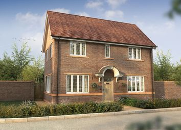"Thumbnail 3 bed semi-detached house for sale in ""The Lyttelton"" at Wharford Lane, Runcorn"