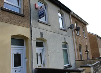 Thumbnail 3 bed terraced house for sale in Station Terrace, Treherbert