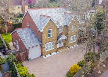 Thumbnail 4 bed detached house for sale in The Green, Claygate, Esher