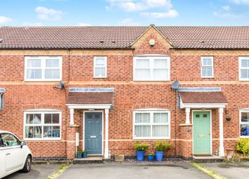 Thumbnail 3 bed terraced house for sale in Tennyson Walk, Cherry Willingham, Lincoln