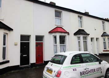Thumbnail 2 bed terraced house to rent in Belmont Avenue, Blackpool, Lancashire