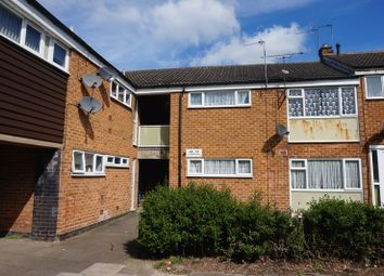 Thumbnail 2 bedroom flat to rent in Cardiff Close, Coventry