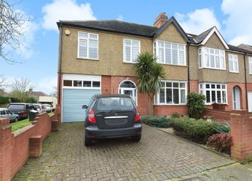 Thumbnail 5 bed end terrace house for sale in Woodlands Road, Isleworth