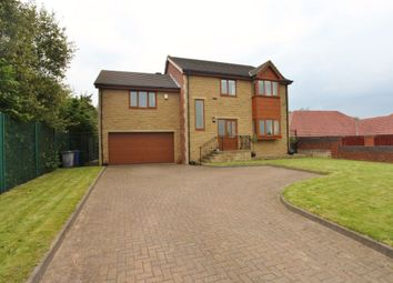 Thumbnail 4 bed detached house for sale in Tankersley Lane, Hoyland, Barnsley