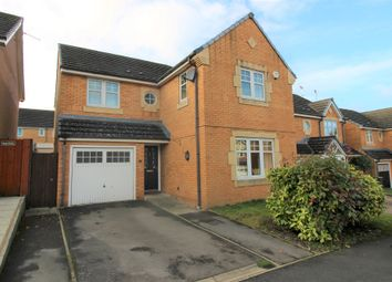 Thumbnail 4 bed detached house for sale in Swallow Fold, Simmondley, Glossop