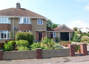 Thumbnail 3 bed semi-detached house for sale in Greenway, Seaton