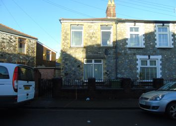 Thumbnail 3 bedroom semi-detached house for sale in Wyndham Street, Cardiff