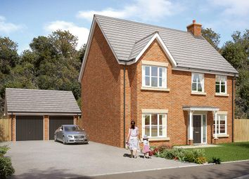 "Thumbnail 5 bedroom detached house for sale in ""The Durham"" at Burton Street, Market Harborough"