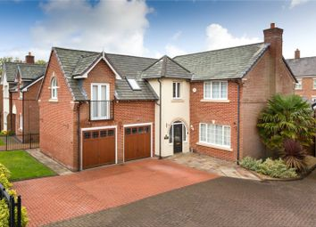 Thumbnail 5 bed detached house for sale in Carrwood Way, Walton Le Dale