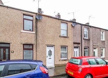 Thumbnail 2 bed terraced house for sale in Elizabeth Street, Maryport