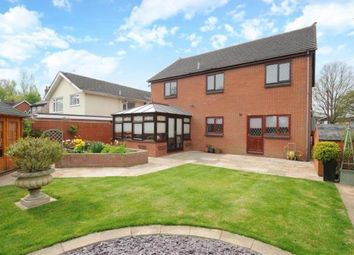 Thumbnail 4 bed detached house for sale in Hampton Dene, Hereford