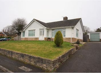 Thumbnail 3 bed detached bungalow for sale in Woodlands Mead, Marnhull, Sturminster Newton