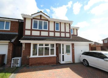Thumbnail 4 bed property for sale in Sir John Pascoe Way, Duston, Northampton